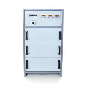 Стабилизатор ННСТ CALMER 80А 3x17 кВт WEB (3-11) INFINEON трехфазный