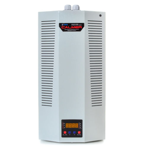 Стабилизатор однофазный НОНС CALMER 9 кВт 40А WEB 3-5 INFINEON