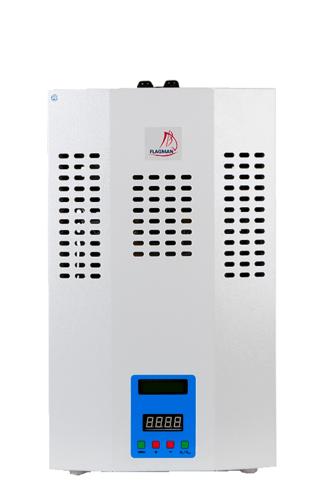 Стабилизатор однофазный НОНС FLAGMAN 17 кВт 80А WEB 5-12 INFINEON