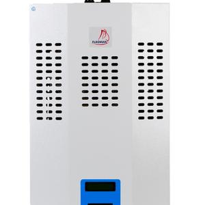 Стабилизатор однофазный НОНС FLAGMAN 7 кВт 32А WEB 5-12 INFINEON