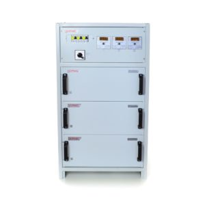 Стабилизатор трехфазный NORMIC HHCT 125А 3x27кВт (12-2) INFINEON