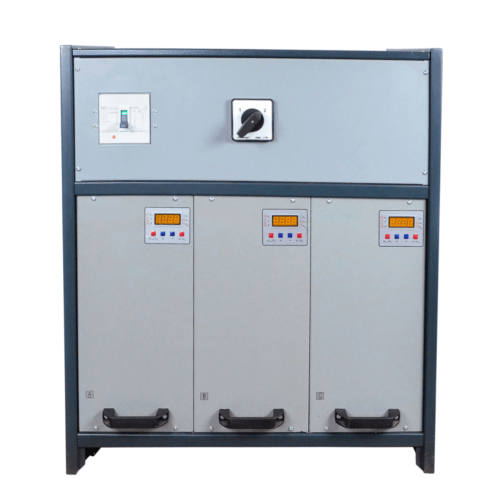 Стабилизатор напряжения трехфазный HHCT SHTEEL (INFINEON) 3×35 кВт 165А (7-0)