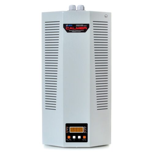 Стабилизатор однофазный НОНС CALMER 27 кВт 125А WEB 3-11 INFINEON